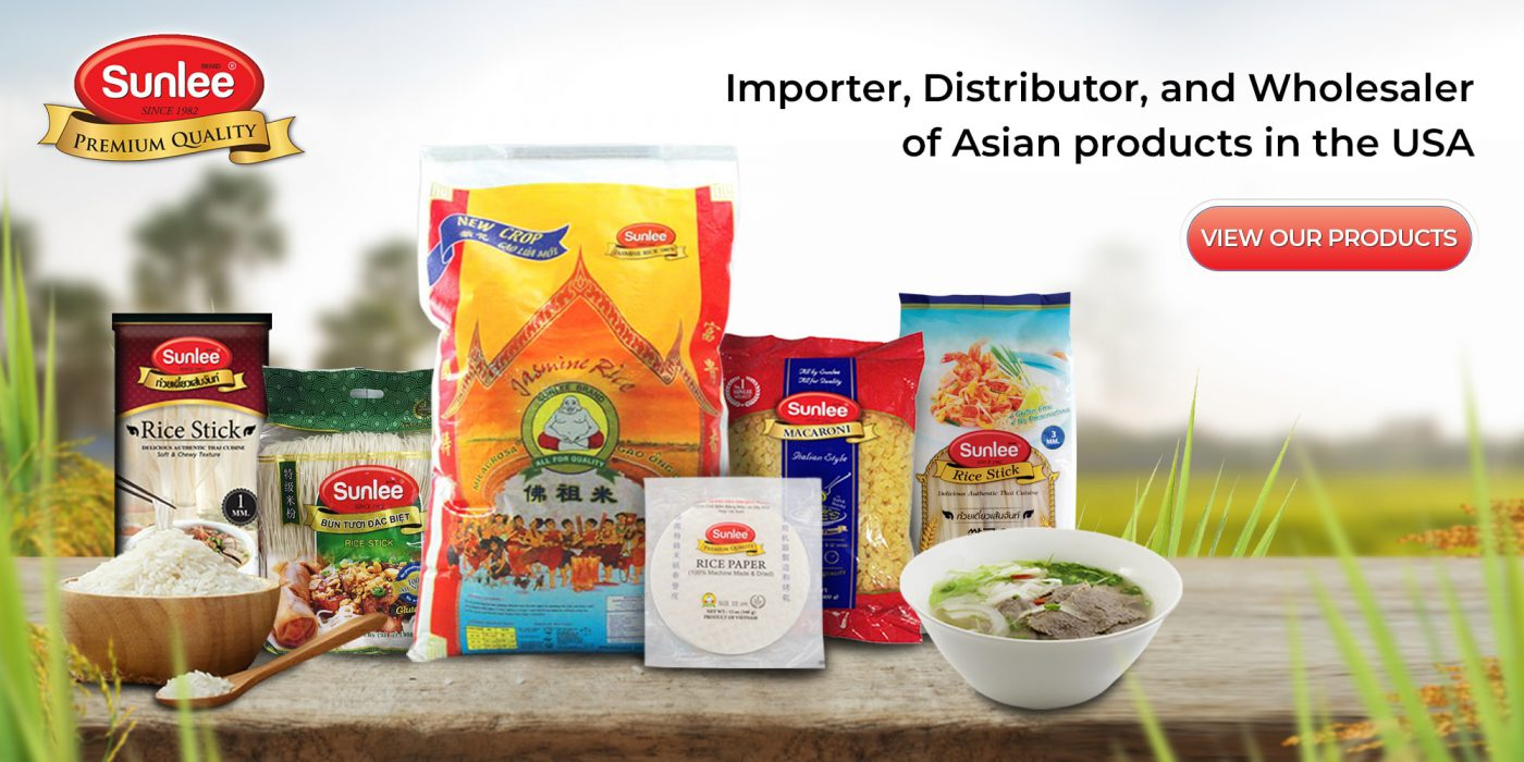 Importer, Distributor, and Wholesaler of Asian products in the USA