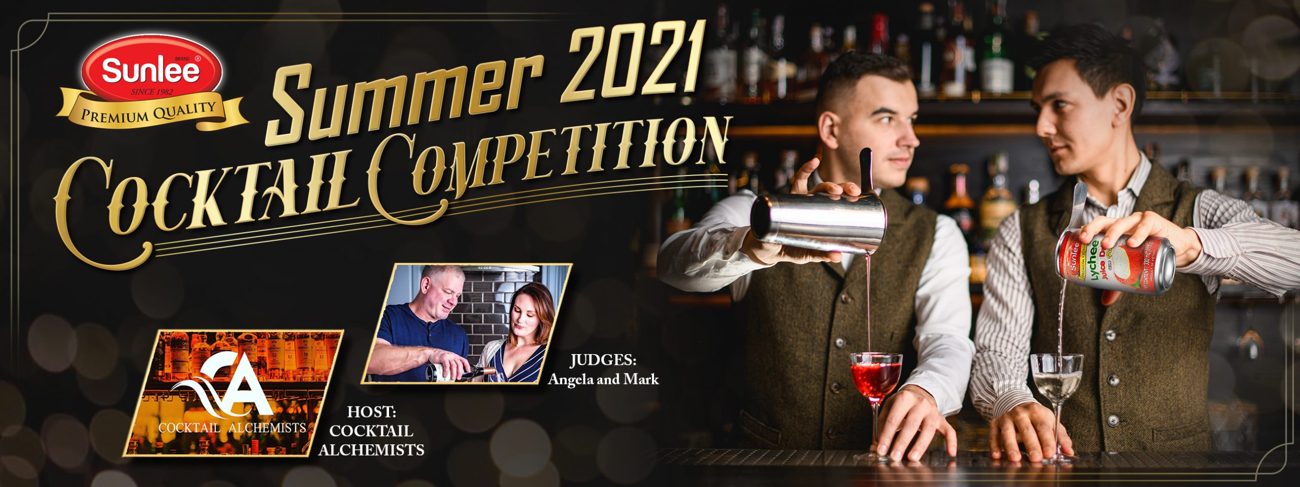 Summer 2021 Cocktail Competition